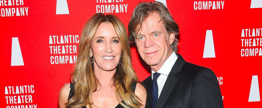 William H. Macy Shows Off His Chivalrous Side as He Walks Felicity Huffman Down the Red Carpet