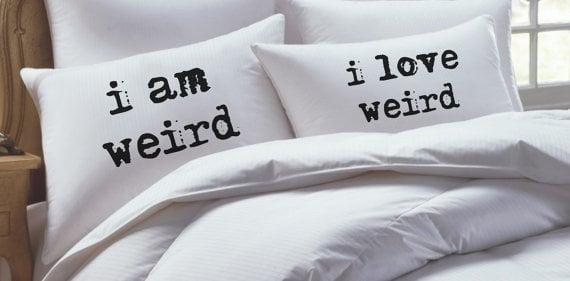 Weirdo Pillowcase Set