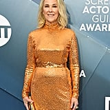 Catherine O'Hara  at the 2020 SAG Awards