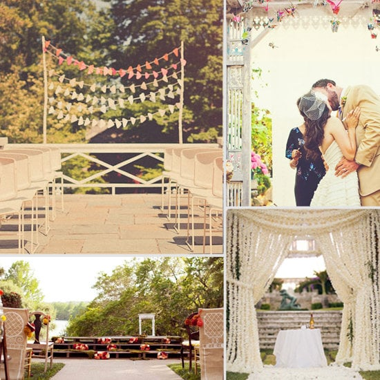Outdoor Unique Wedding Ideas: Casa's Got Plenty Of Ideas For Unique Outdoor Altars