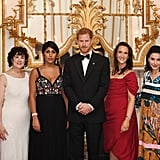 Prince Harry Is Surrounded by Women at a Charity Gala — and None of Them Are Meghan Markle