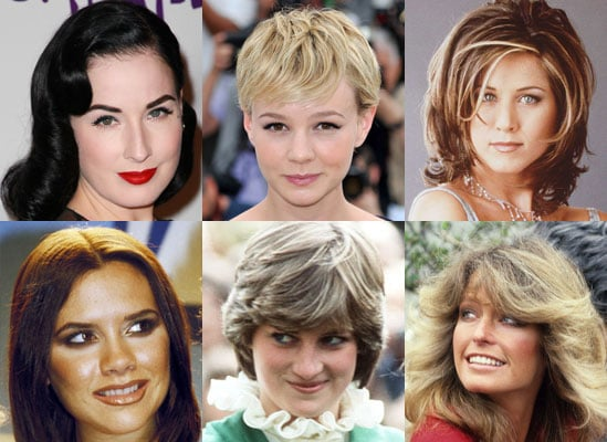 Top Six Iconic Hairstyles of this Century