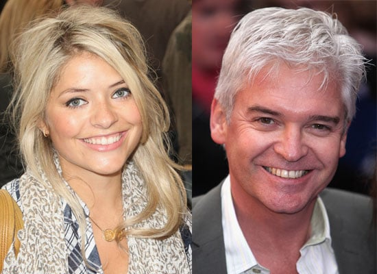 Holly Willoughby Is Phillip Schofield's New This Morning Copresenter Replacing Fern Britton As She Leaves After Ten Years