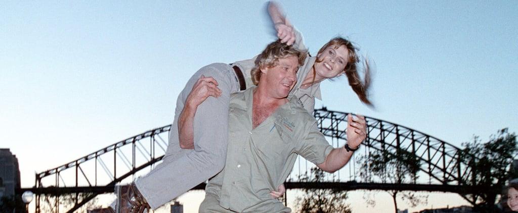 Steve and Terri Irwin's Cutest Photos
