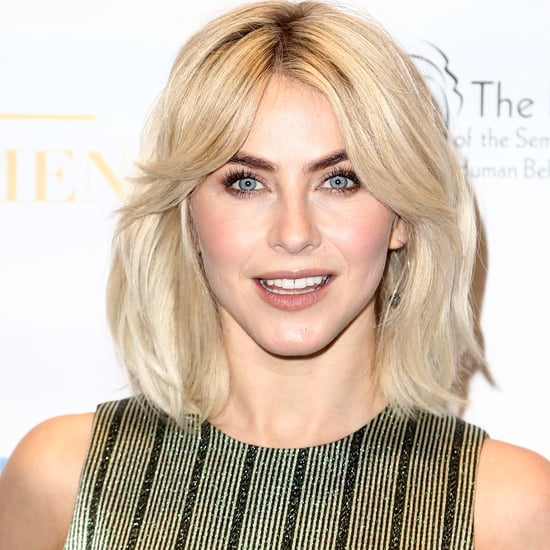 Julianne Hough Blunt Bob 2019