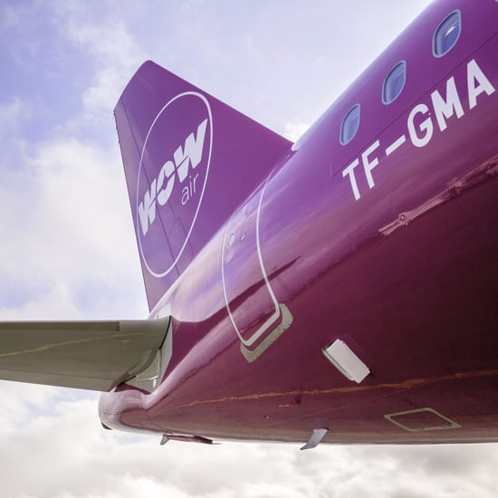WOW Air Purple Friday Sale