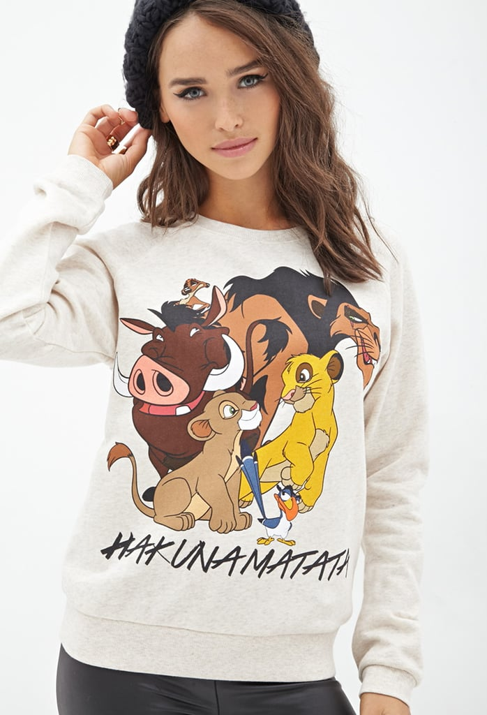 Lion King Sweatshirt