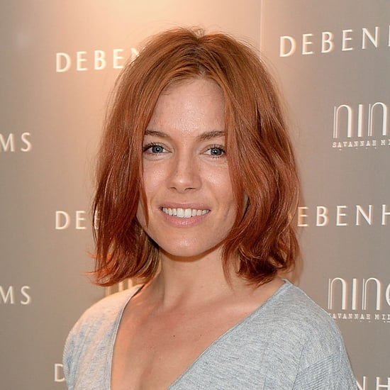 Sienna Miller Red Hair