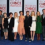 The 2011 People's Choice Awards nominations in LA.