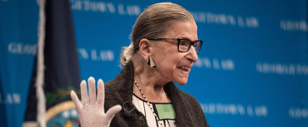Ruth Bader Ginsburg Workout Plan and Exercise Regimen