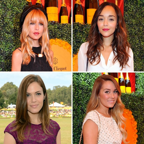 Celebrities At Polo Classic: Ashley Madekwe, Rachel Zoe, Selma Blair, Mandy Moore, Ellen Pompeo, Lauren Conrad, Ashley Greene