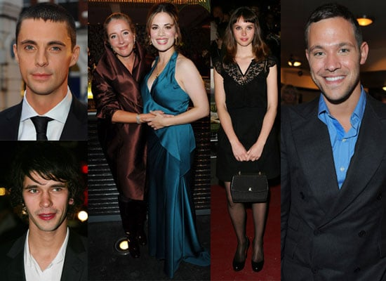 Photo Gallery Of Emma Thompson, Matthew Goode, Hayley Atwell, Ben Whishaw, Will Young at Brideshead Revisited Premiere