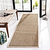 Safavieh Basketweave Seagrass Runner