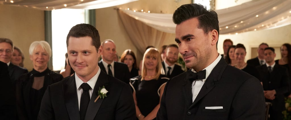 Schitt's Creek: Dan Levy Talks David and Patrick's Romance