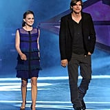 Pregnant Natalie Portman Glows —and Flashes Engagement Ring! — at People's Choice Awards