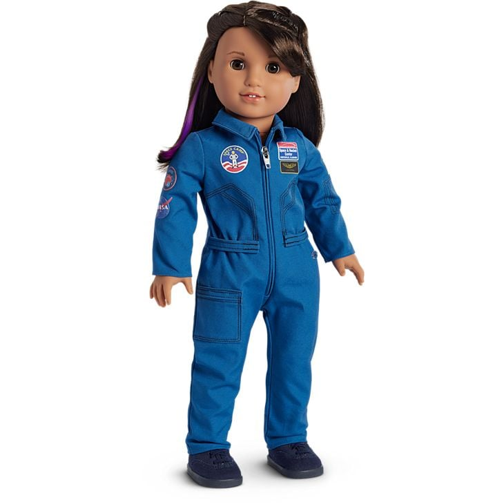 Luciana's Flight Suit