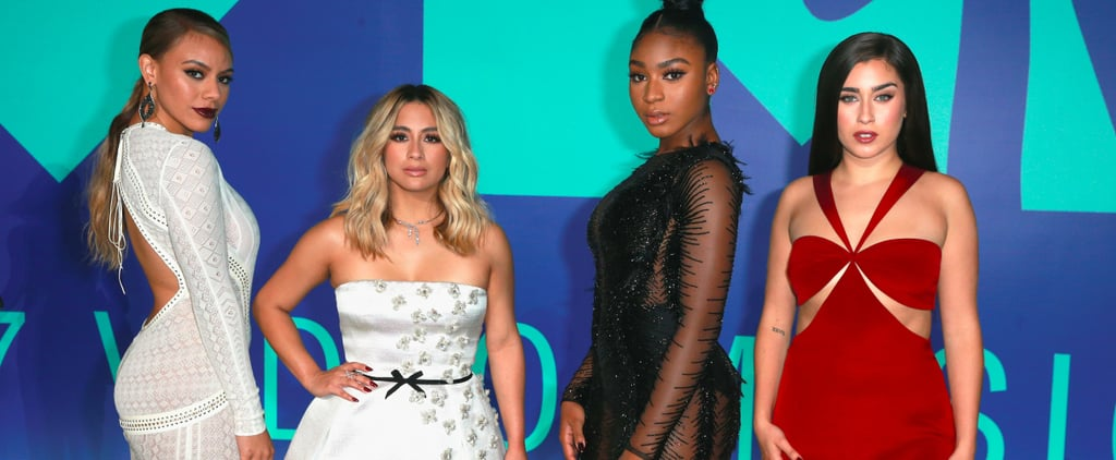 Fifth Harmony on MTV VMAs Red Carpet 2017