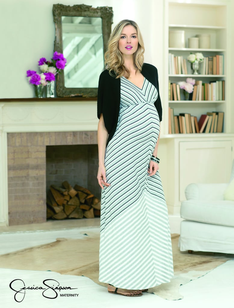 Jessica simpson maternity clothes spring 2013 popsugar moms ombrellifo Image collections