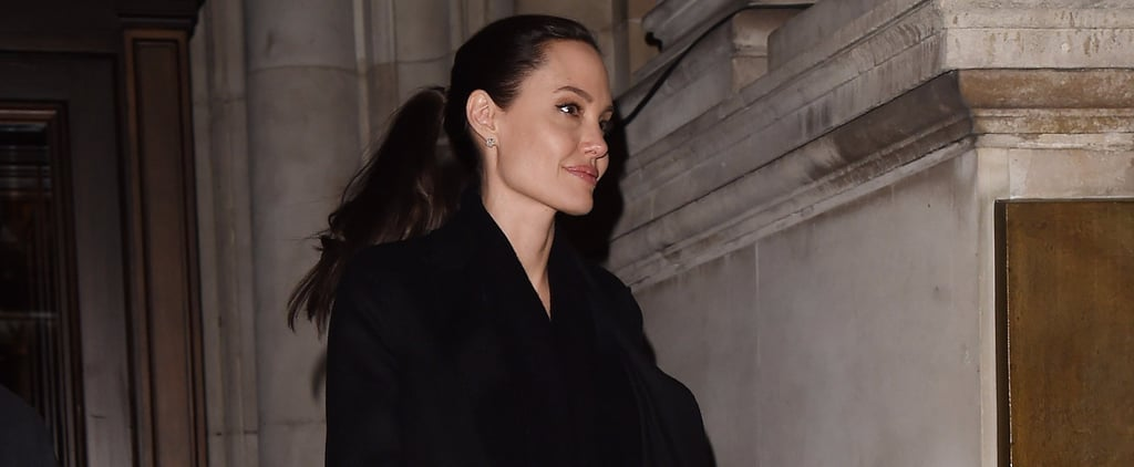Angelina Jolie Just Wore the Boots You Completely Forgot About