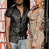 Kanye West and Amber Rose, 2009