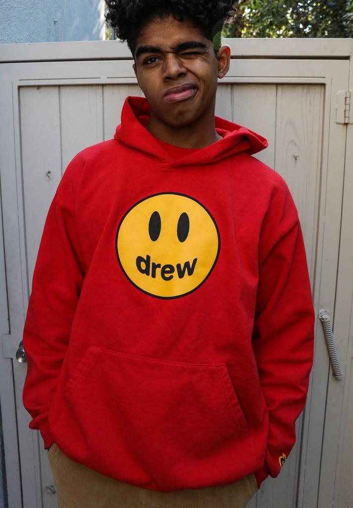 Drew House Mascot Hoodie in Red ($98)