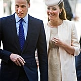 With so much buzz about the royal baby, people across the world are busy betting on potential names. British bookies have a baby-name spread with odds based on patterns within the royal family and speculation over which names would mean most to the couple. POPSUGAR readers have weighed in, too, sharing their picks in our baby-name poll. The current favorites? Alexandra and Diana.