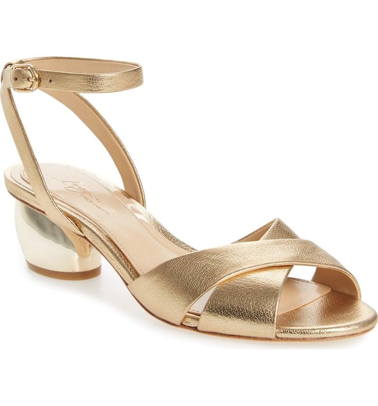 Imagine Vince Camuto Leven 2 Metallic Dress Sandals rucXFn4