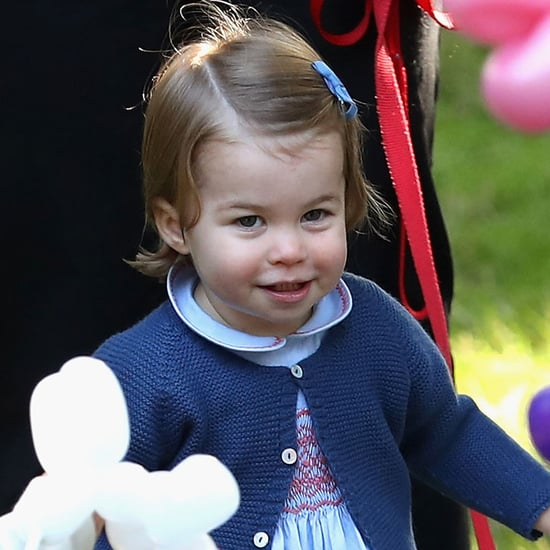 Princess Charlotte's First Word