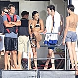 Watch Out, Zac — Michelle Is a Hot Commodity in Ibiza