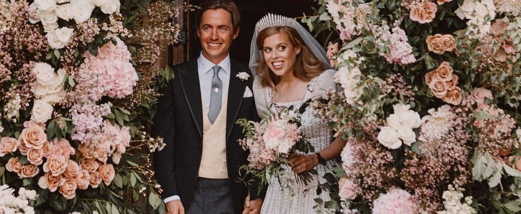 صور زفاف الأميرة بياتريس وإدواردو مابيلي موزي
