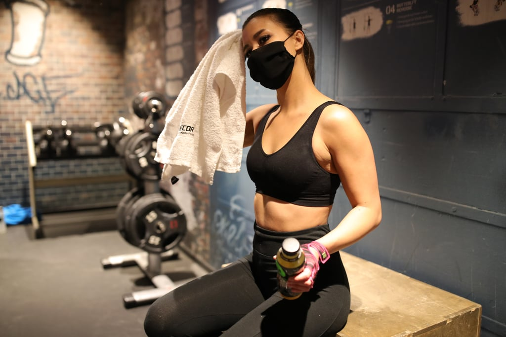 What to Pack in Your Gym Bag Post Coronavirus Lockdown