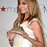 Designer and former reality TV star Nicole Richie launched her first fragrance, called Nicole, on August 29.