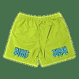 Billie Eilish Flames Shorts