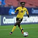 Jody Brown (Jamaica)