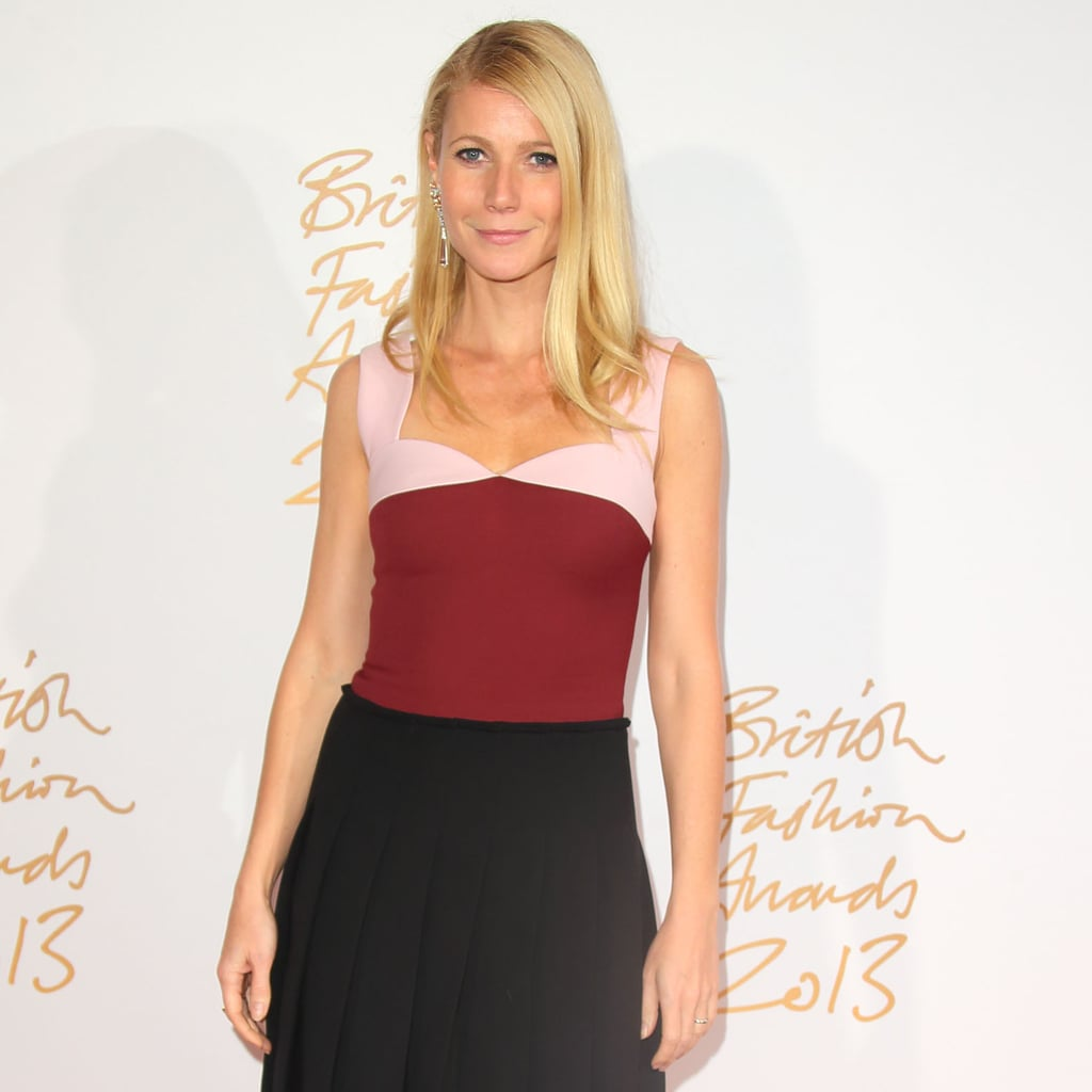 celebrities at the british fashion awards 2013 | popsugar celebrity