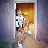 Selena Gomez Puma Cali Exotic Sneakers Campaign 2019