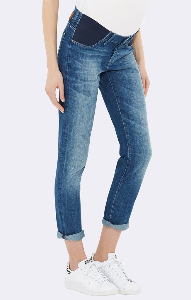 Mavi Sheila Boyfriend Maternity Jeans
