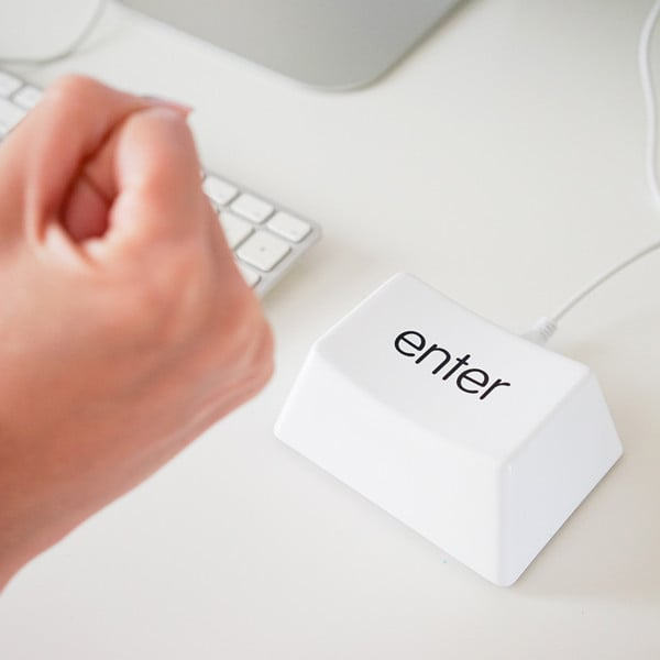 USB Powered Stress-Relief Device