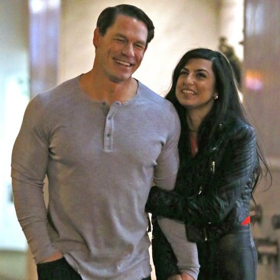John Cena on Date in Canada After Nikki Bella Break Up 2019