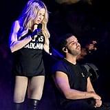 Madonna Kissing Drake at Coachella | Pictures