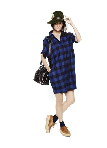 Hatch Collection Button Down Dress