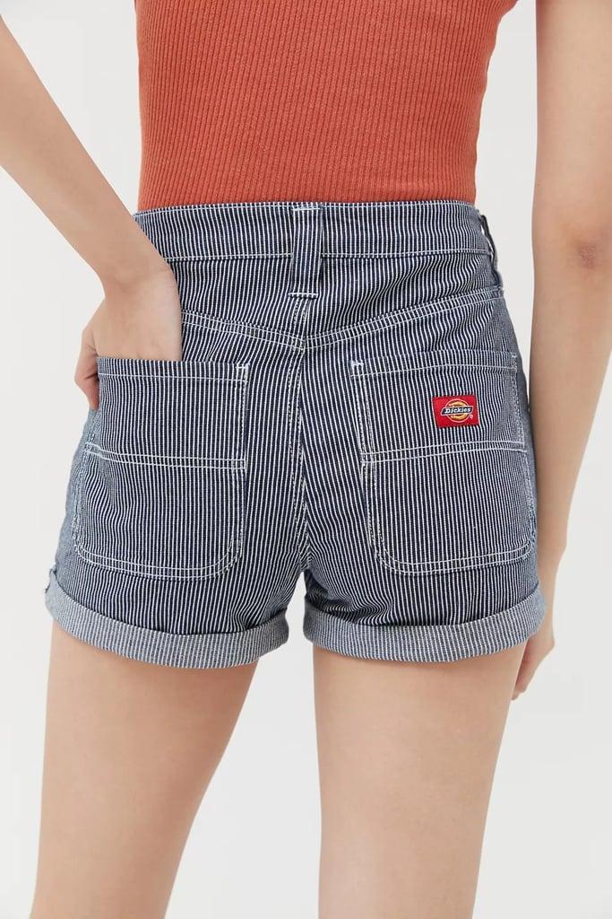 Dickies High-Waisted Cuffed Short
