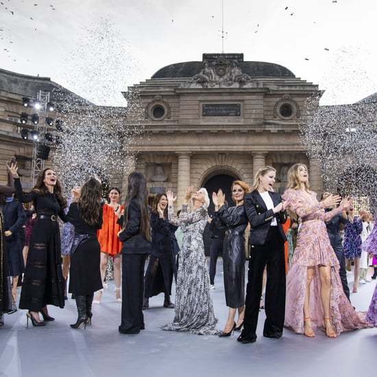 Photos From the L'Oréal Paris Runway Show During PFW