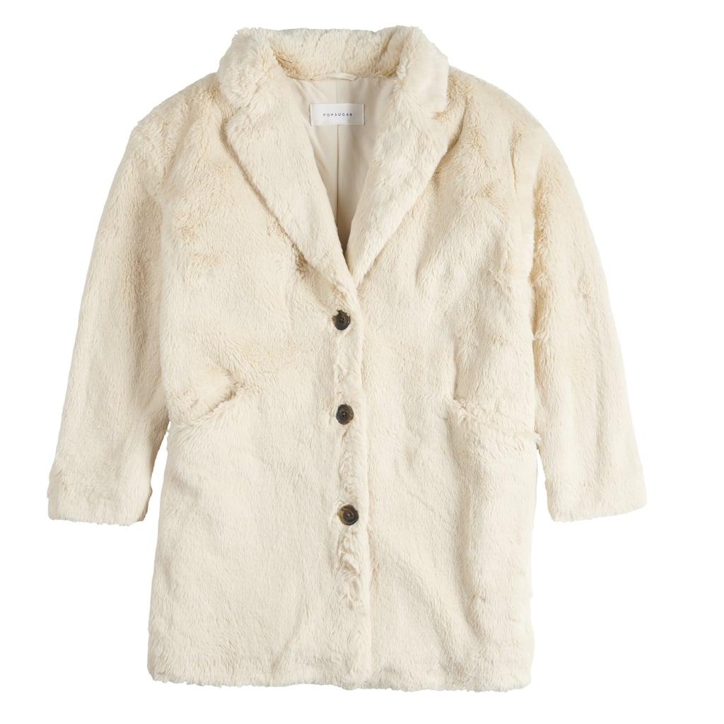 POPSUGAR Cozy Coat