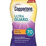 #5 Lotion: Coppertone Ultra Guard SPF 70 Lotion