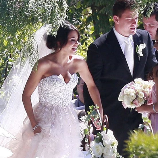 Channing Tatum and Jenna Dewan Wedding Pictures