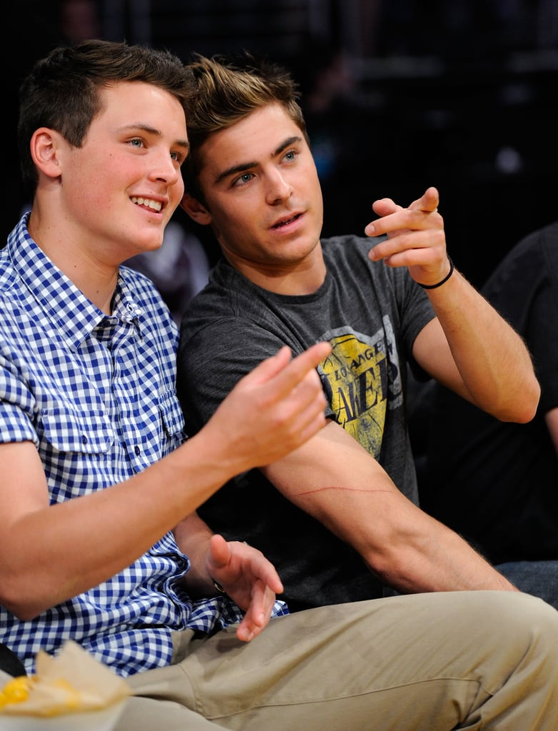 Get to Know Zac Efron's Superhot (and Supersmart) Younger Brother