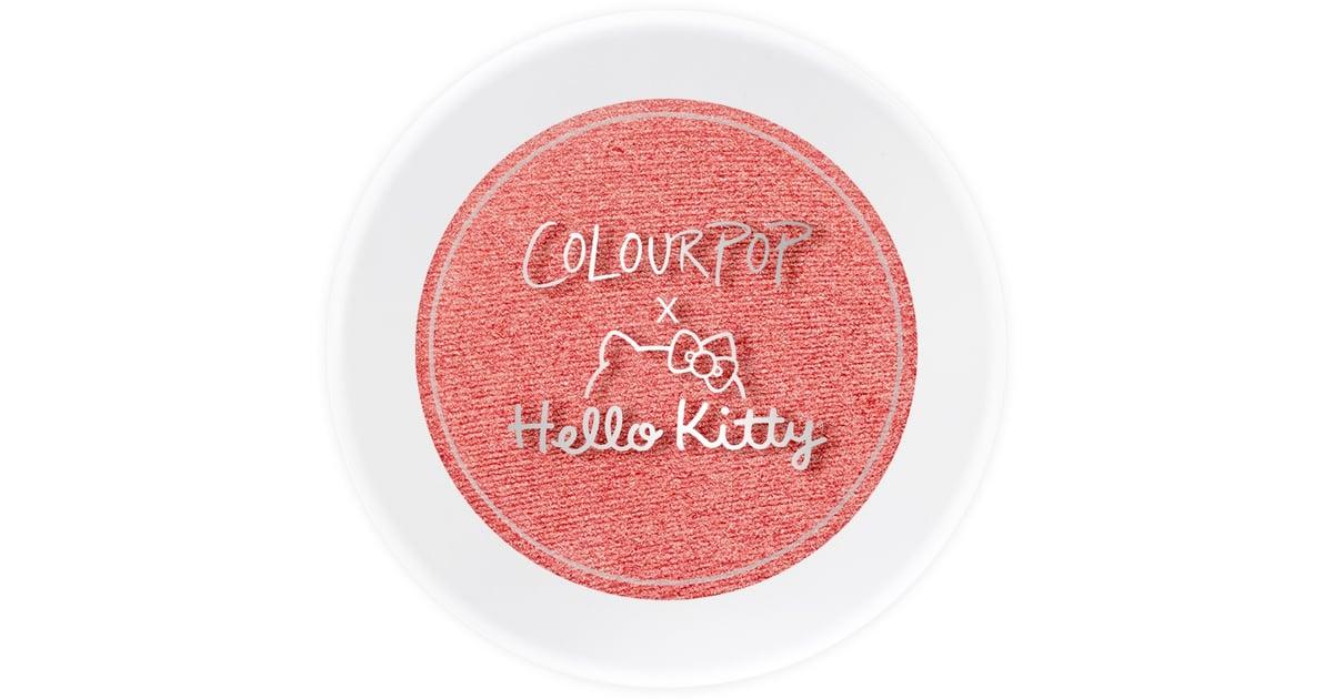 851c54d2d ColourPop x Hello Kitty Blush in Fun With Friends   Colourpop Hello ...