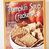 Pumpkin Soup Crackers ($2)