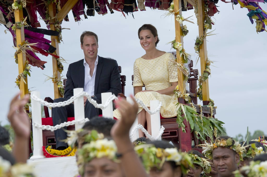William and Kate Preparing For Royal Tour of Australia